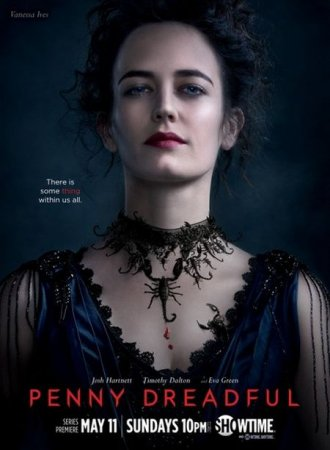 Сериал  Страшные сказки / Penny Dreadful - 1 сезон (2014)