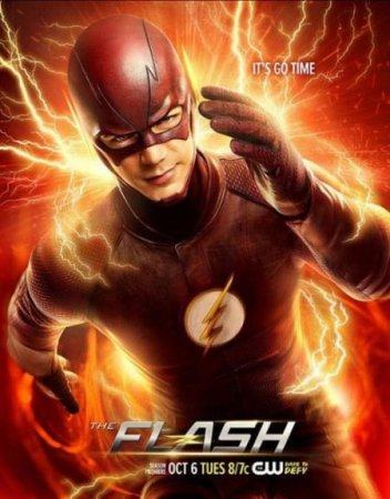 Сериал Флэш / Вспышка / The Flash - 2 сезон (2015)