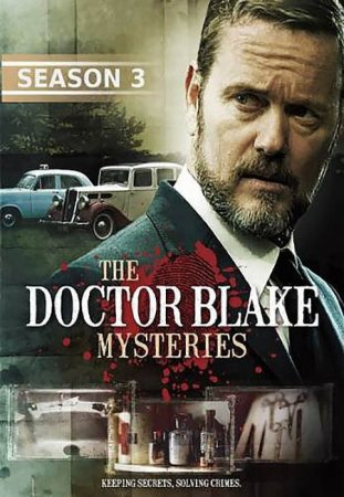 Сериал Доктор Блейк / The Doctor Blake Mysteries - 3 сезон (2015)
