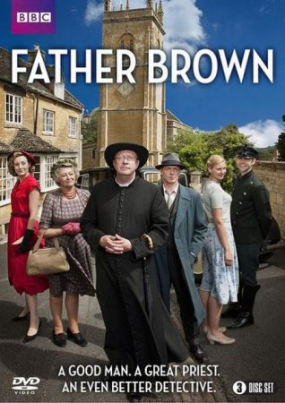 Сериал Отец Браун / Патер Браун / Father Brown - 5 сезон (2017)