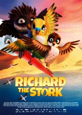 Мультик Трио в перьях / Richard the Stork (2017)