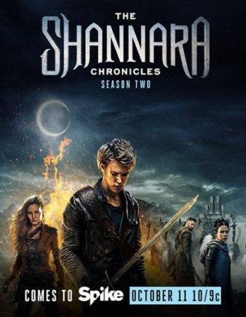 Сериал Хроники Шаннары / The Shannara Chronicles - 2 сезон (2017)